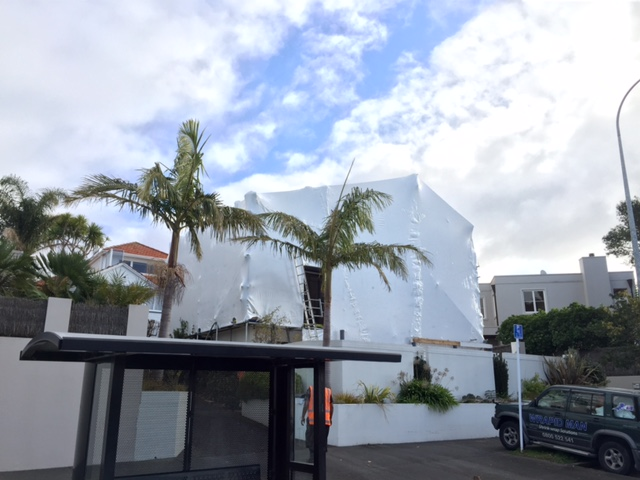 house wrap, weather protection wrap