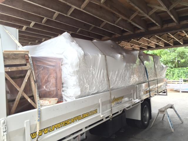 plastic protection wrap, transportation wrap